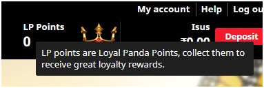 Picture 13. Loyalty points.